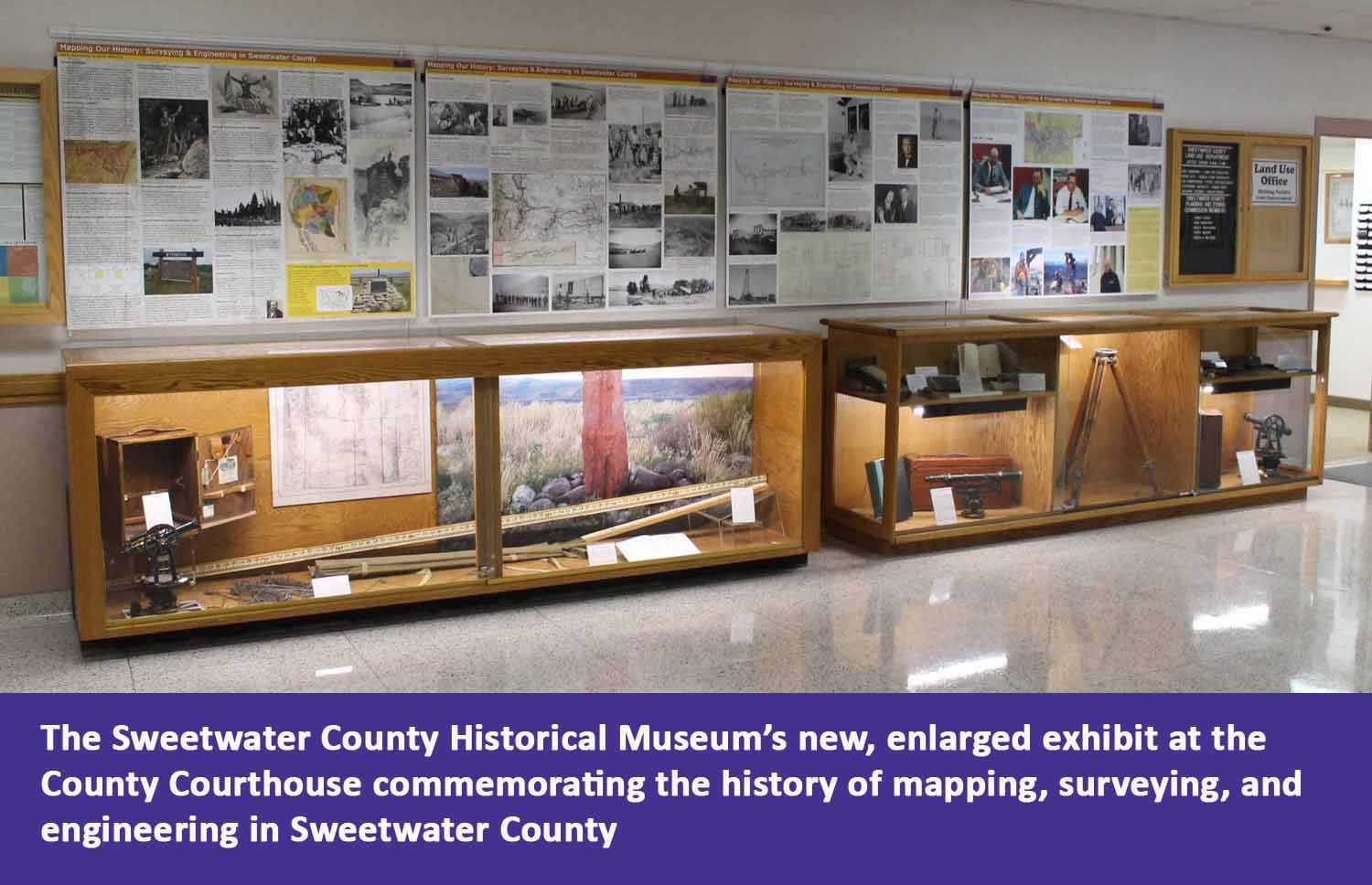 courthouse exhibit